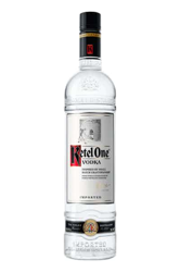 Bottle of Ketel One Vodka